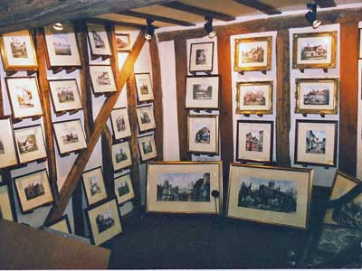 Reg Siger's home gallery